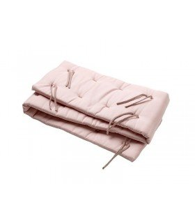 Pale pink bed tower linea