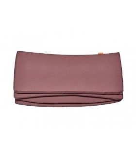 Bed bumper plum linea
