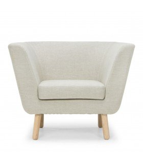 Fauteuil Nest sable Design House Stockholm
