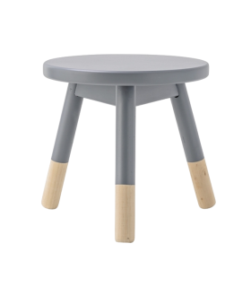 Tabouret Pencil dusty blue Bloomingville mini