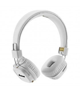 Casque Major ll bluetooth blanc Marshall