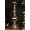 Copper candlestick great curiosity model objects