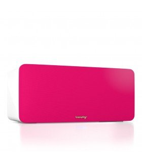 Enceinte bluetooth cerise Happy plug