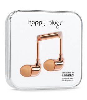 Ecouteurs in-ear Deluxe camouflage Happy Plugs