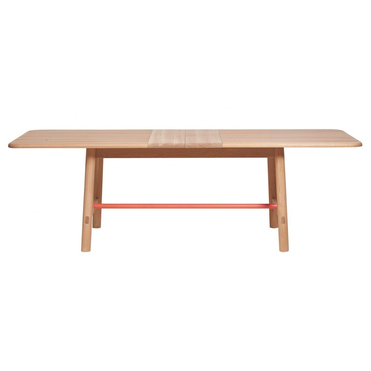 Table rallonges h l ne corail h l ne for Table a rallonge