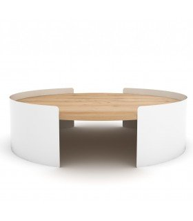 Table Moon L blanche Universo Positivo